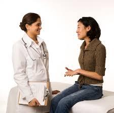 doctor patient photo