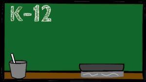 K-12 Chalkboard