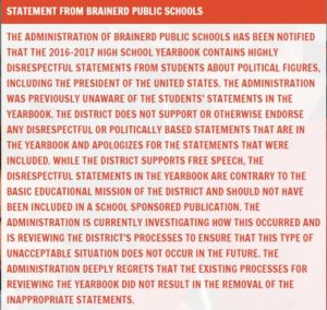 School Statement